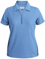 047395 Ladies Pebble Beach Cypress Polo
