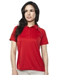 225 Lady Dauntless UltraCool® Interlock Polo