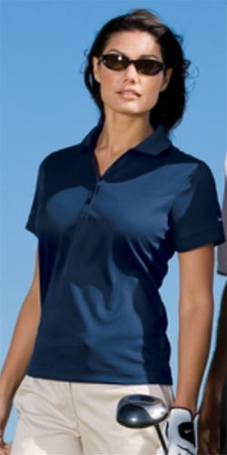 5b5cf640 286772 Ladies' Nike Golf Dri-FIT Classic Sport Shirt