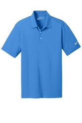 637167 Nike Golf Mens Dri-FIT Vertical Mesh Polo