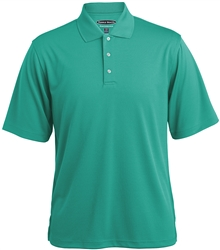 7300 Pebble Beach Mens Horizontal Texture Performance Polo