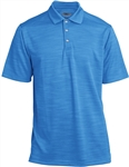 7410 Pebble Beach Space Dye Performance Polo