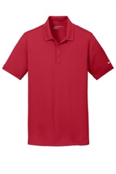 746099 Nike Golf Dri-FIT Solid Icon Pique Modern Fit Polo