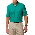 BG2201 Mens 100% Ringspun Cotton Pique Polo