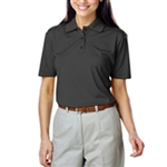 BG6300 Ladies Value 100% Polyester Moisture Wicking Polo