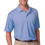 BG7227 Mens Tonal Stripe Wickig Polo