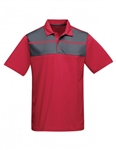 K025 Streak UltraCool® Mini Pique Polo