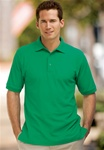 K500  Silk Touch Mens Poly/Cotton Blend Polo