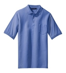 K500P Silk Touch™ Polo with Pocket