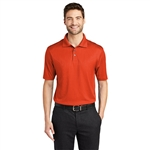 K528 Mens Performance Fine Jacquard Sport Shirt.