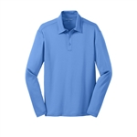 K540LS Port Authority ® Mens Silk Touch™ Performance Long Sleeve Polo