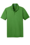 K569 Mens Diamond Jacquard Performance  Polo