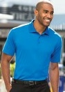 K573 Mens Rapid Dry™ Cotton Rich Mesh Polo