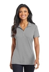 "L568 Ladies ""Cotton Touch"" Poly Performance Polo"