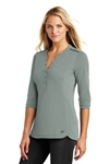 LOG132 OGIO® Ladies FUSE Henley