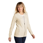 LST274 Sport-Tek® Ladies Lightweight French Terry Bomber