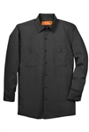 SP14 Cornerstone Industrial L/S Industrial Work Shirt