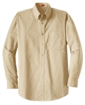 SP17 CornerStone® - Long Sleeve SuperPro™ Twill Shirt