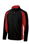 ST970 Sport-Tek® Colorblock Soft Shell Jacket