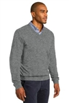 SW285  Port Authority® Mens V-Neck Sweater