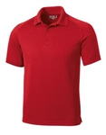 T475 Sport-Tek® - Mens Dry Zone™ Raglan Accent Polo