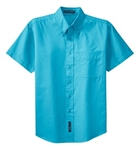 TLS508 Mens TALL S/S Easy Care Shirt