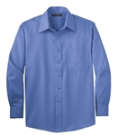TLS638 Port Authority® Tall Long Sleeve Non-Iron Twill Shirt
