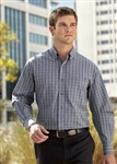TLS642 TALL Port Authority® - Men'sTattersall Easy Care Shirt.