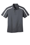 K547 Men's Silk Touch™ Performance Colorblock Stripe Polo